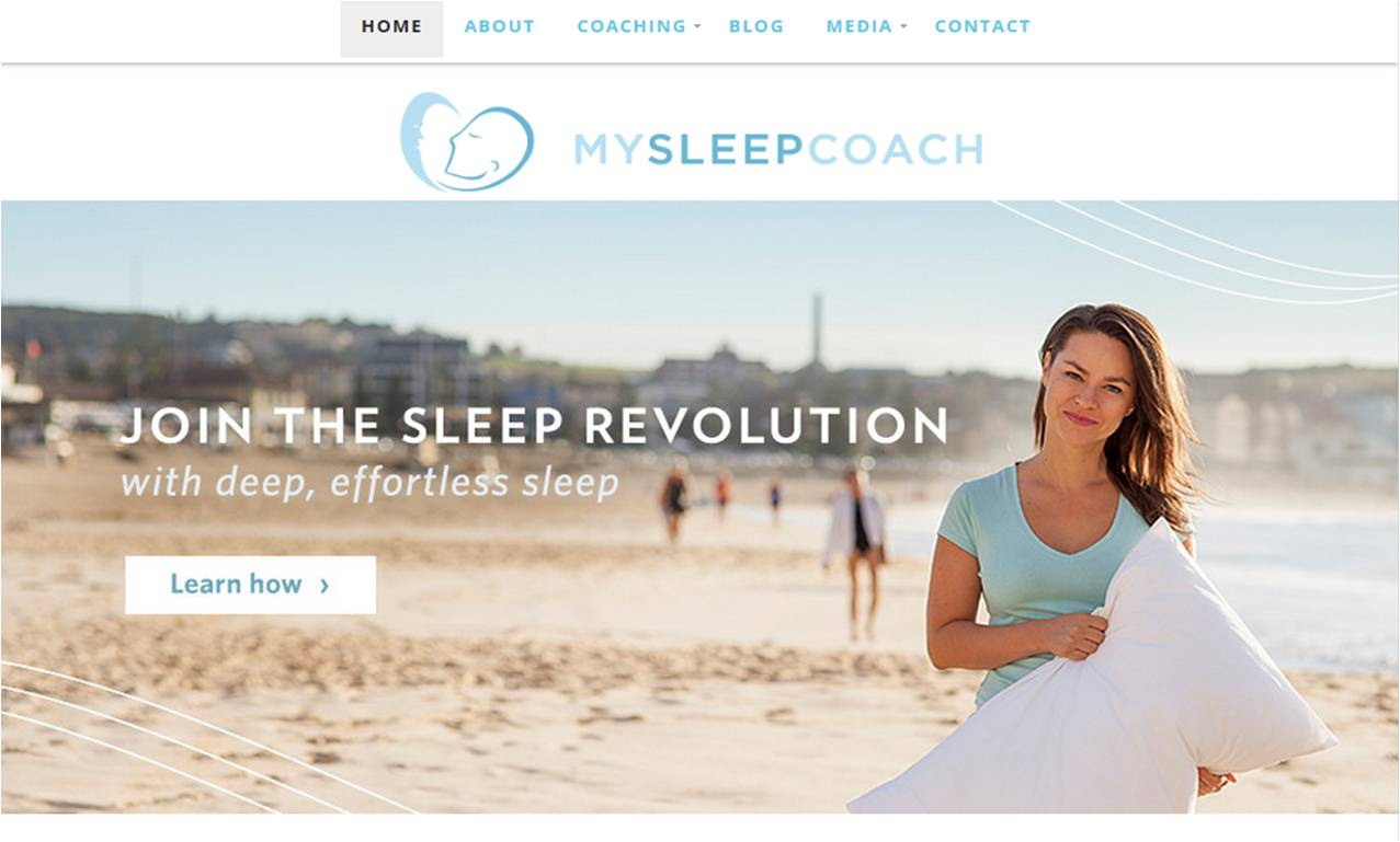 Web design website example