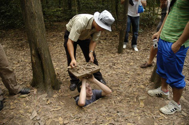 best cu chi tunnel tour