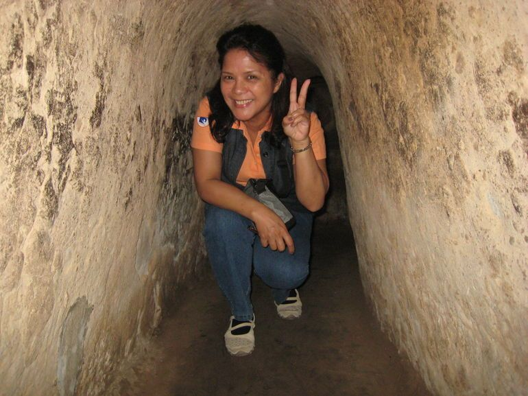 vietnam tunnel tour