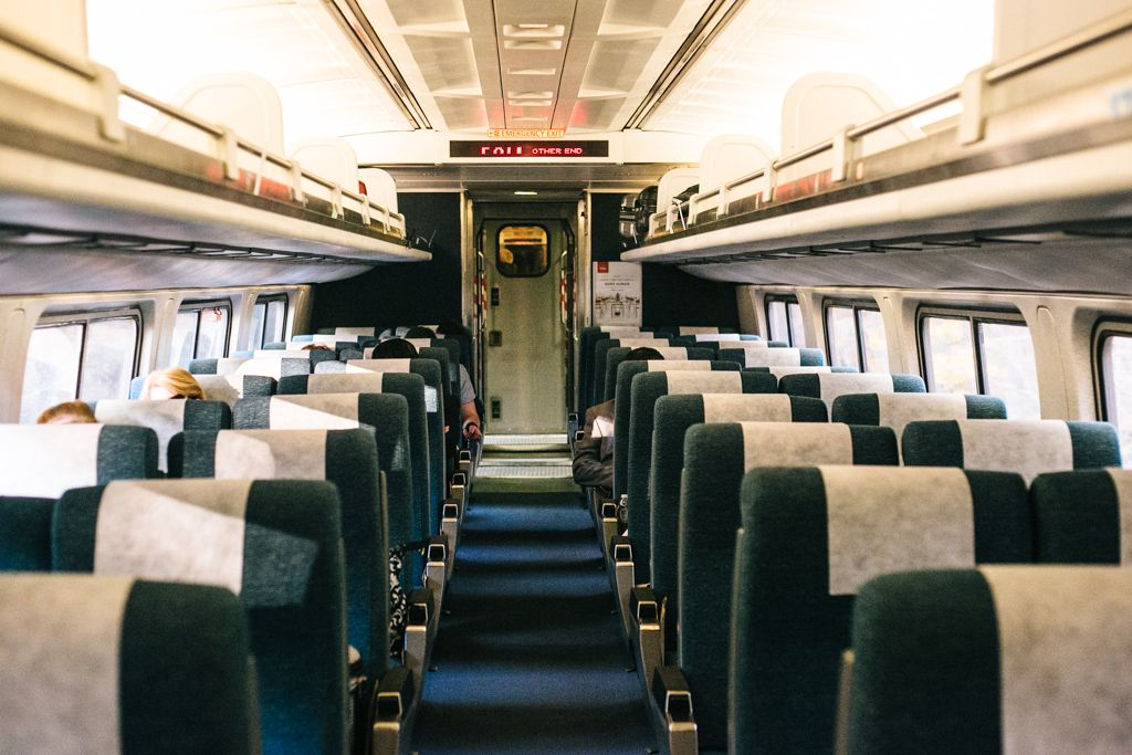 adirondack train to montreal