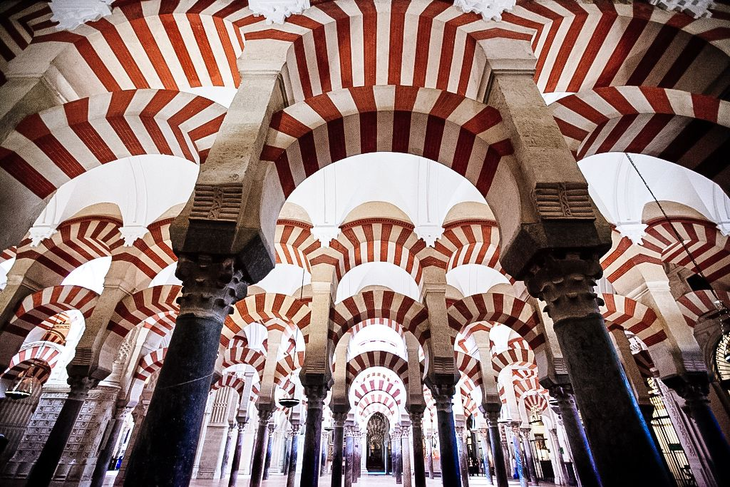 la mezquita spain