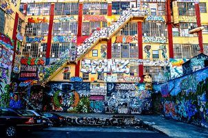 5 pointz nyc
