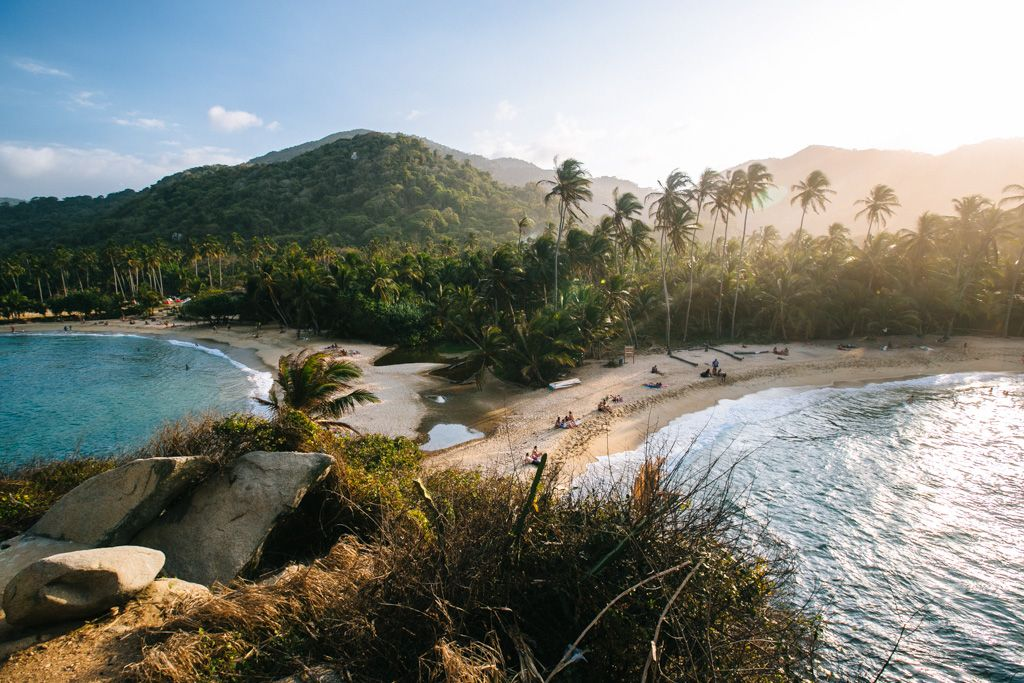 The Paradise You've Been Searching For: Tayrona National ...