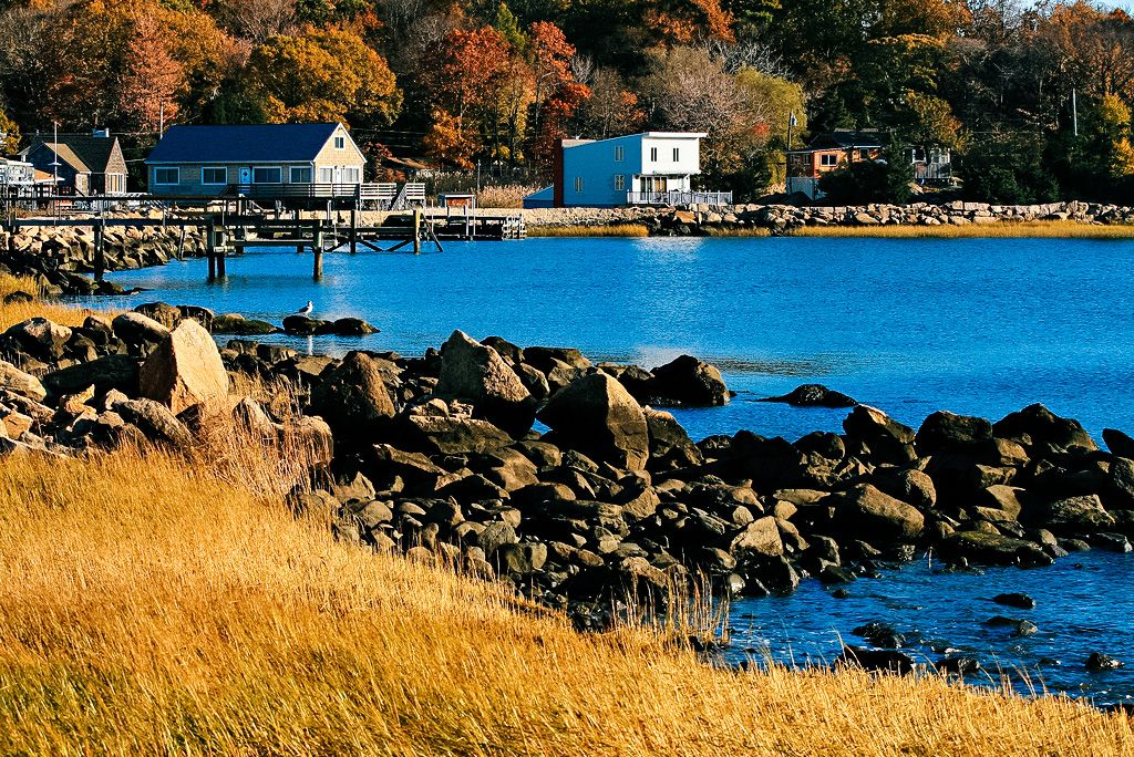 connecticut shoreline