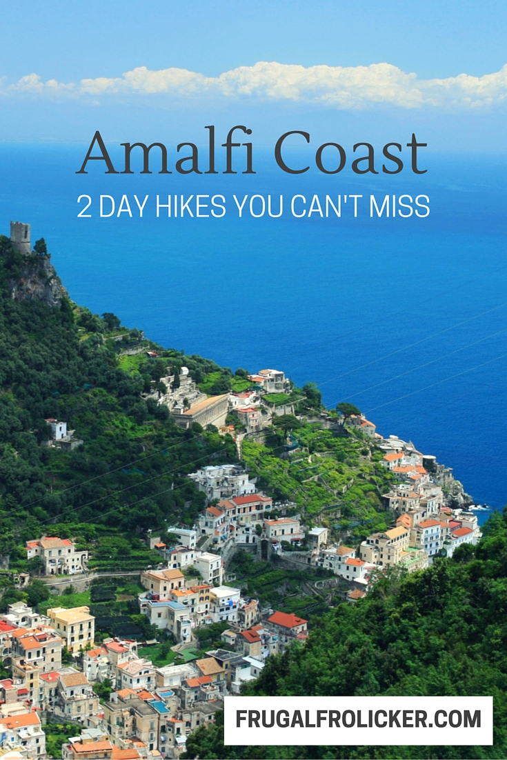 Amalfi Coast Day Hikes