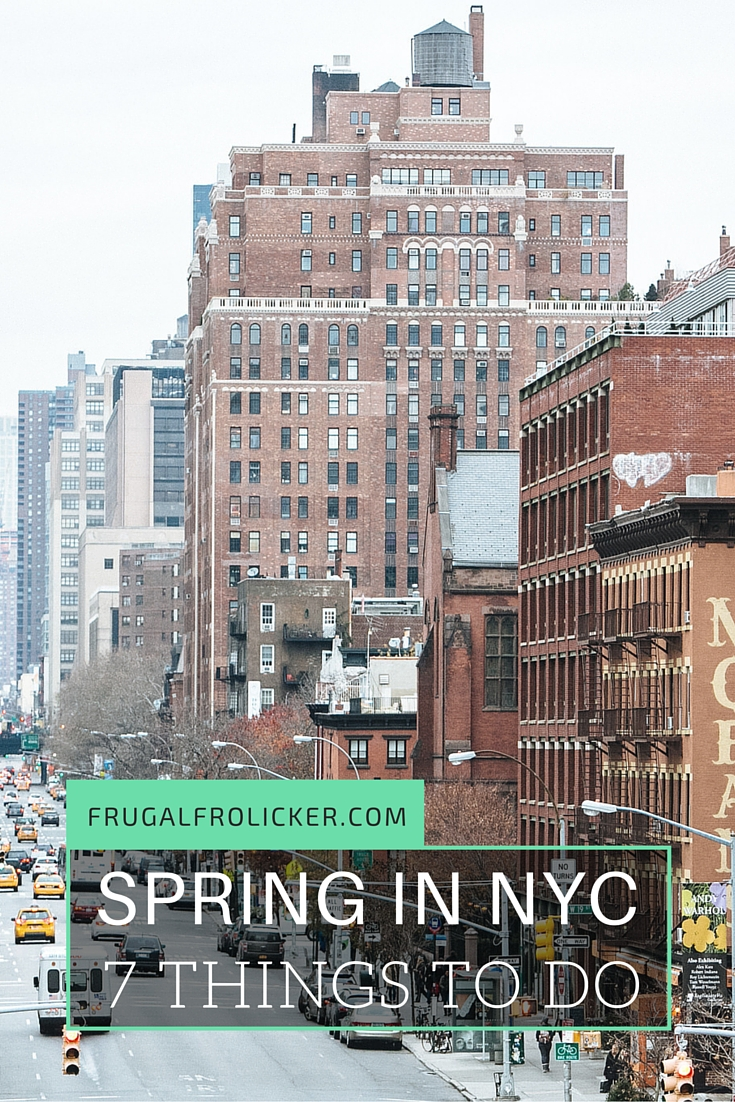 NYC Spring Activities
