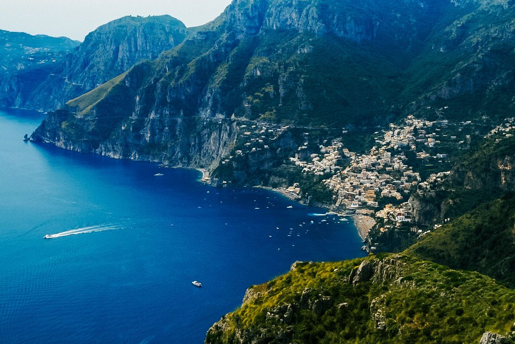 amalfi coast hike
