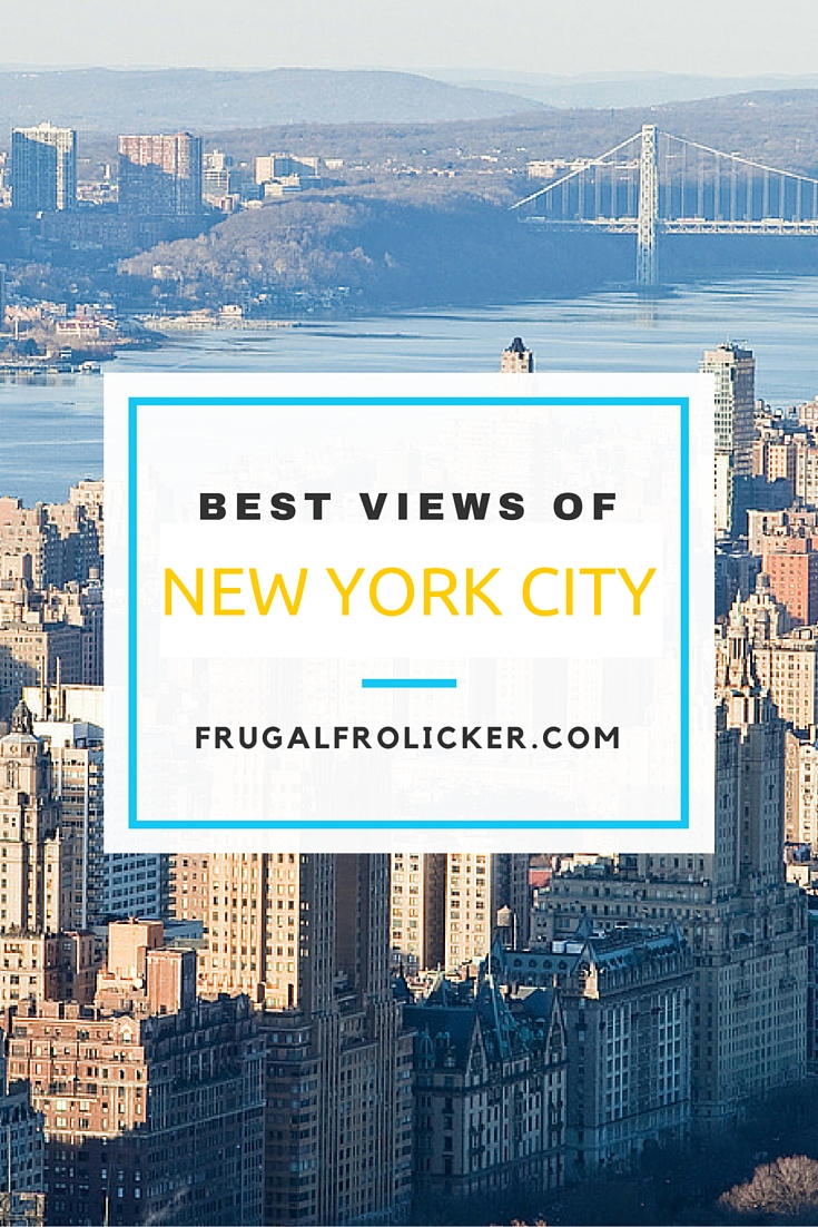 The Best Views of NYC