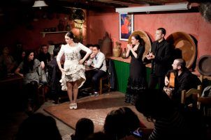 Flamenco in Spain