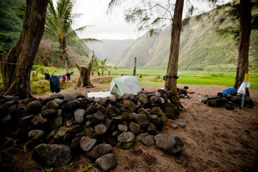 Waimanu Valley Trek on the Big Island of Hawaii