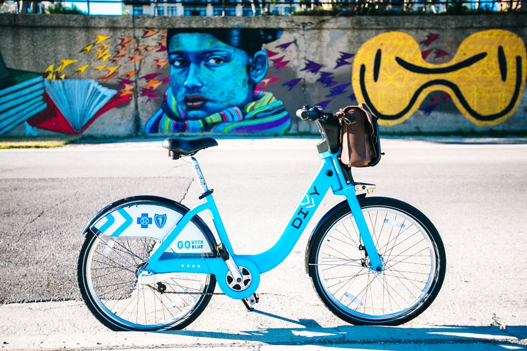 Divvy Bike Chicago