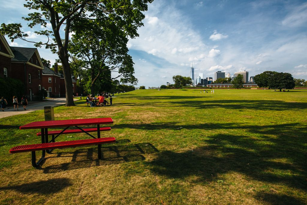 Parade Ground, Governors Island
