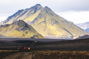 Hiking the Laugavegur Trek