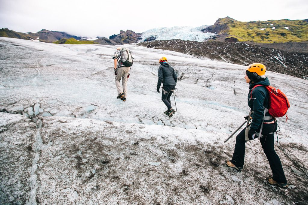 Iceland Glacier Tour with Glacier Guides
