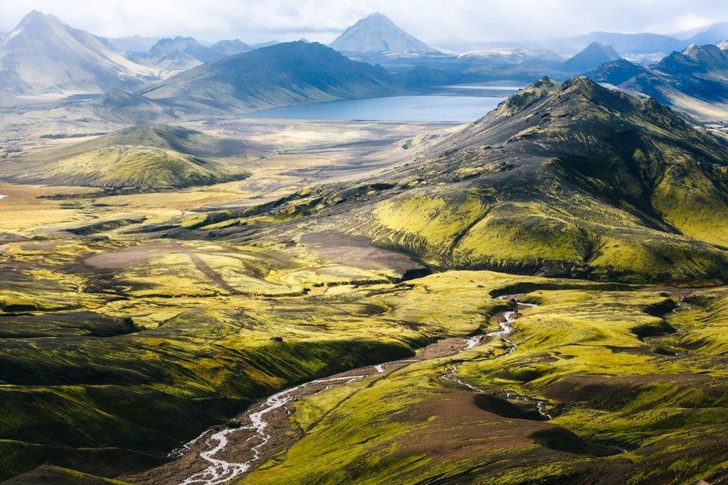 Laugavegurinn Trek, Iceland