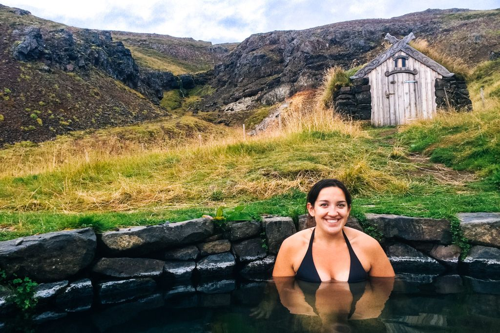 Hot Pools in Iceland