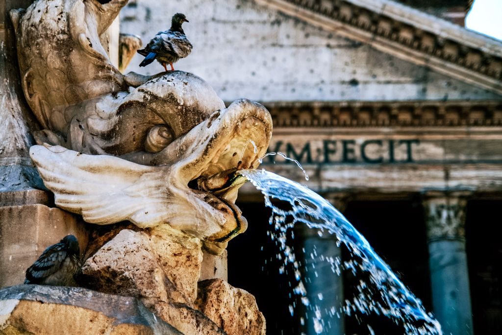 rome travel blog