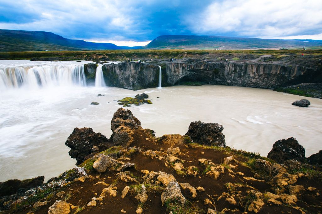 Godafoss in Iceland