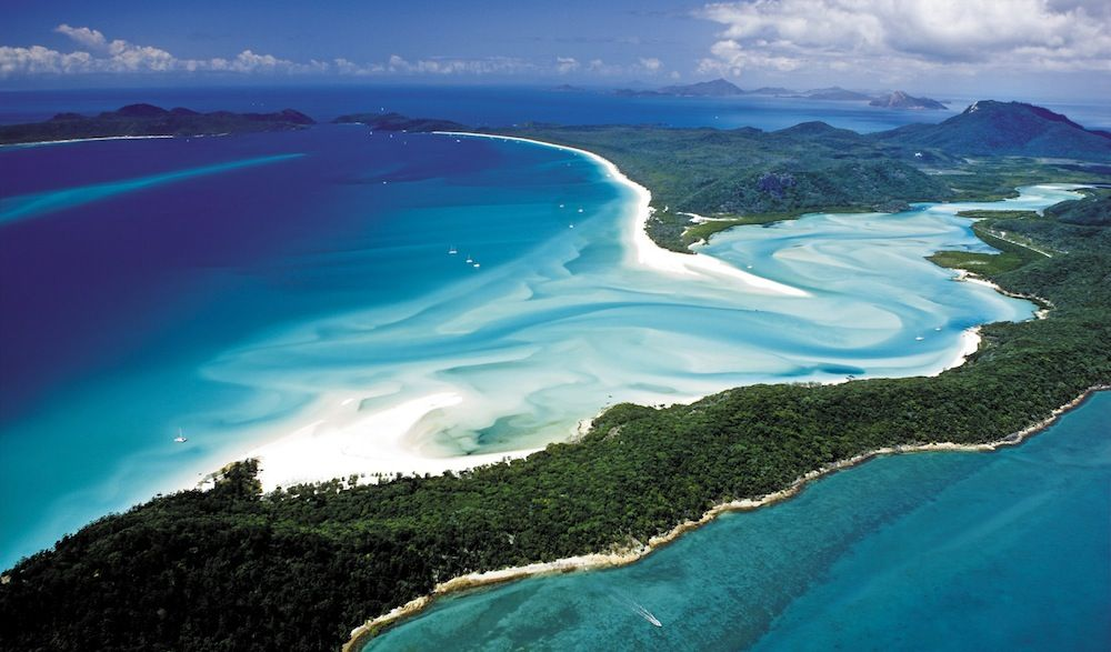 Whitehaven Beach, The Whitsundays