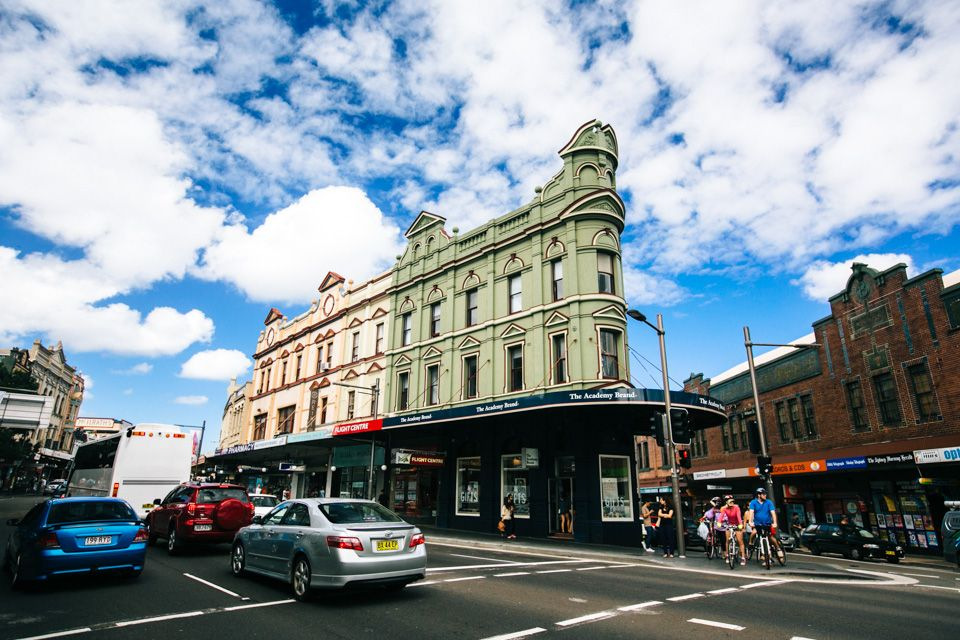 king street newtown