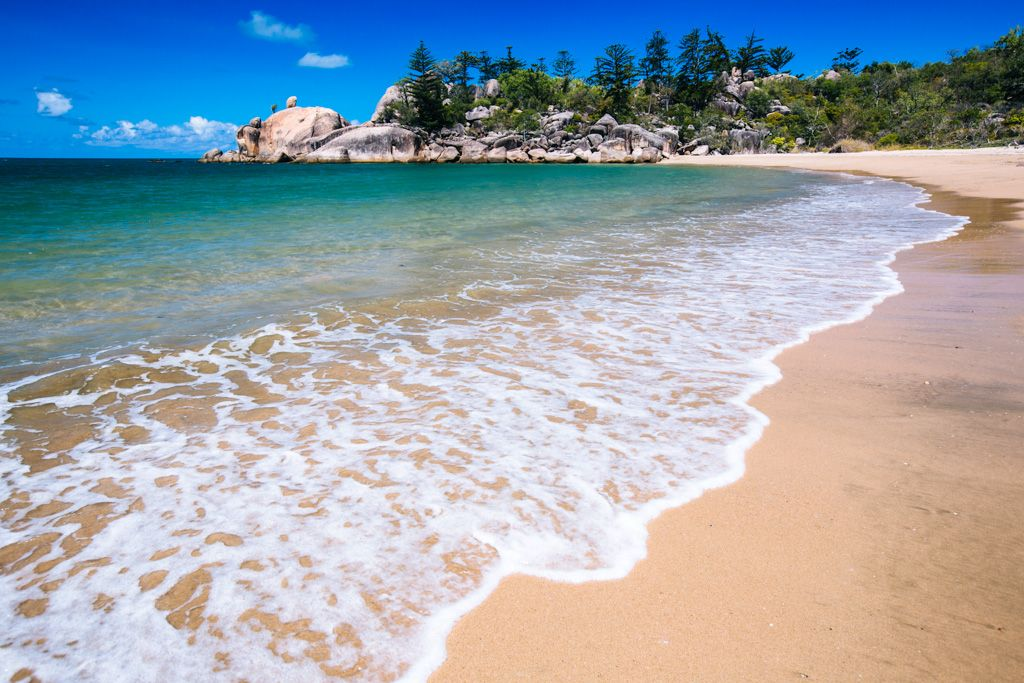 Magnetic Island beach