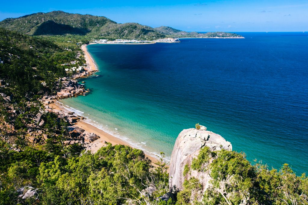 Beaches on Magnetic Island