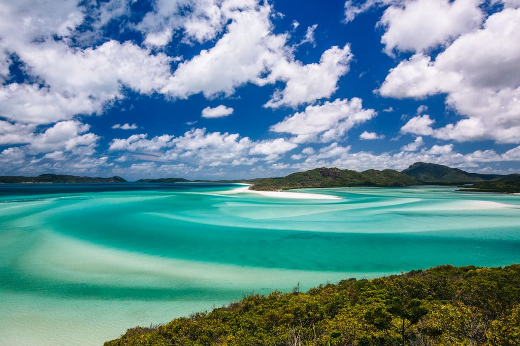 Prettiest places in Australia: Whitsundays