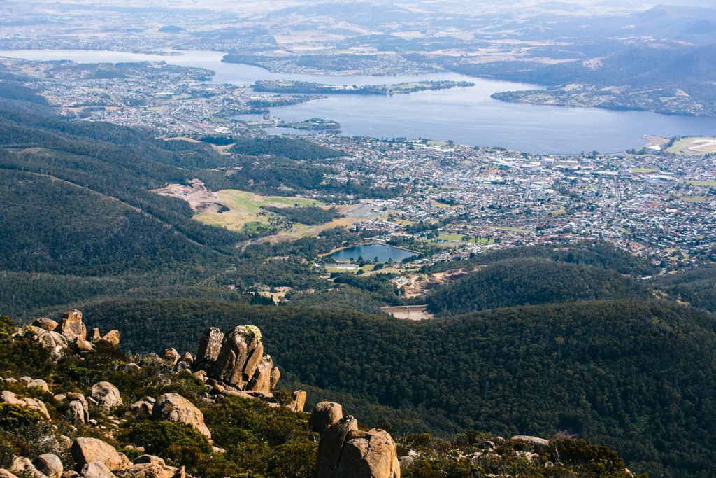 Mt. Wellington in Hobart