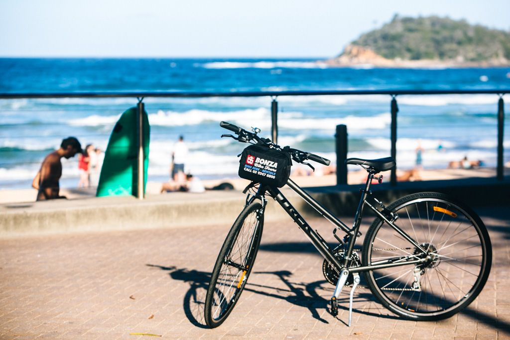 Sydney Cycling with Bonza Bike Tours