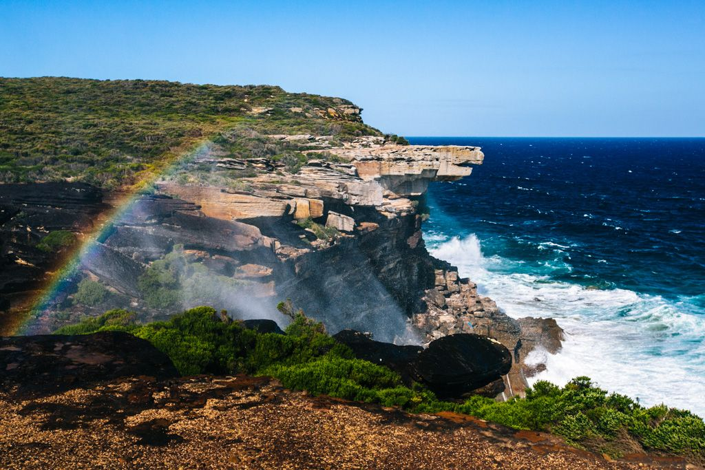 royal national park coastal walk