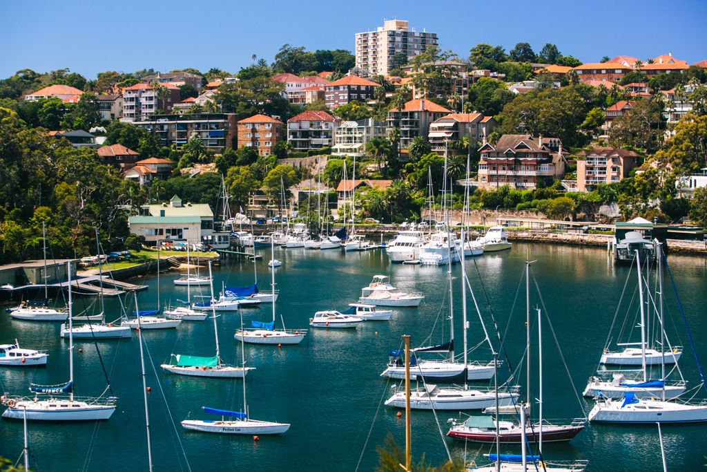 Mosman Bay Sydney Harbour Walk