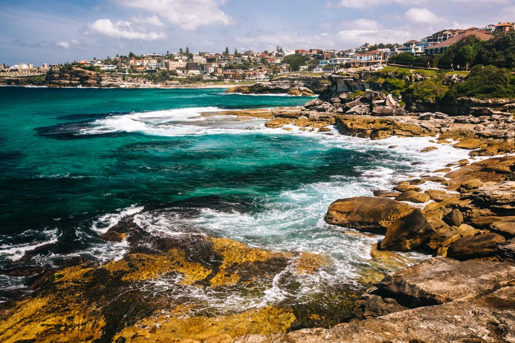 Most beautiful places in Australia: Bondi to Coogee Coastal Walk