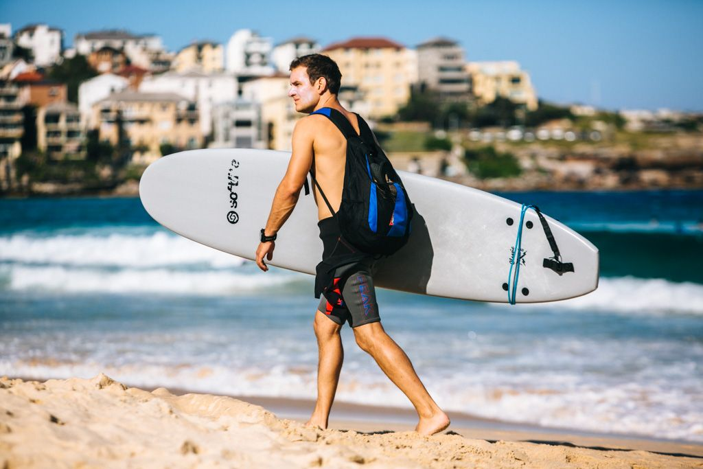 Bondi Beach surf