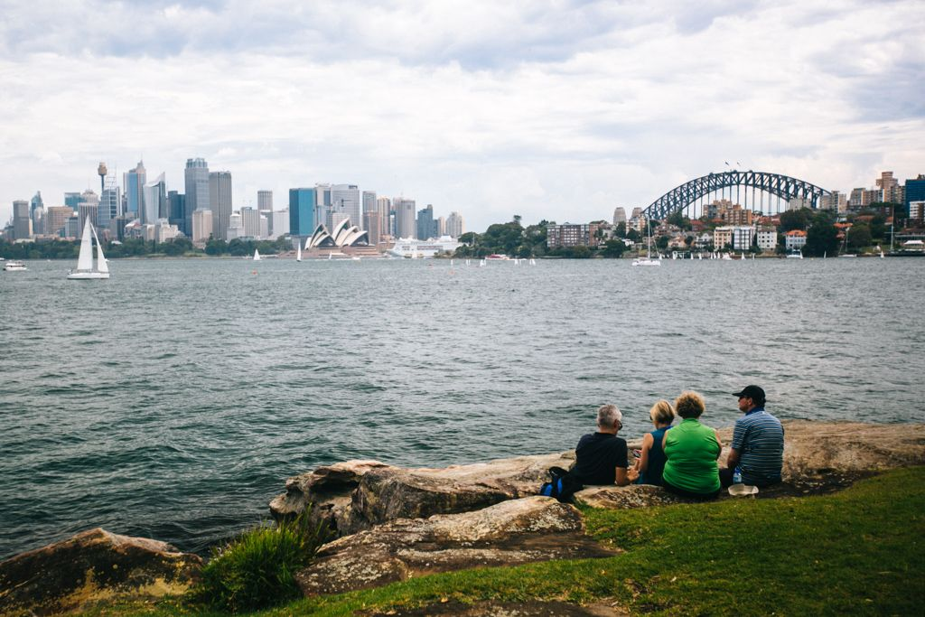 Cremorne Point Sydney Harbour Walk
