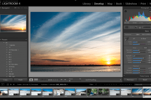 Editing travel photos in Lightroom