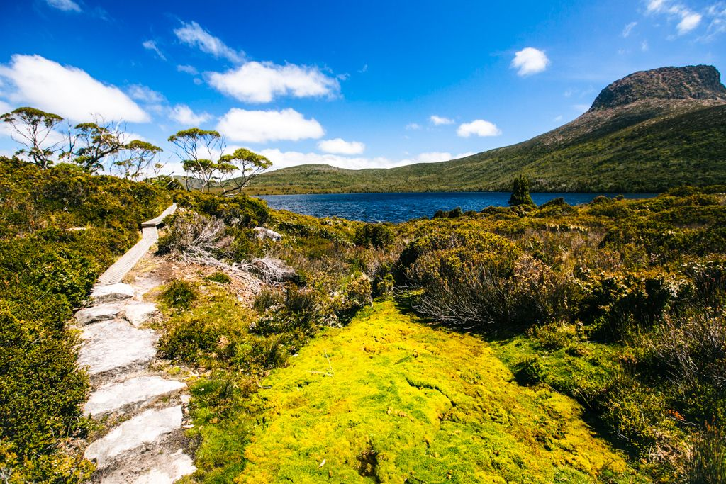 Lake Will on the Overland Track