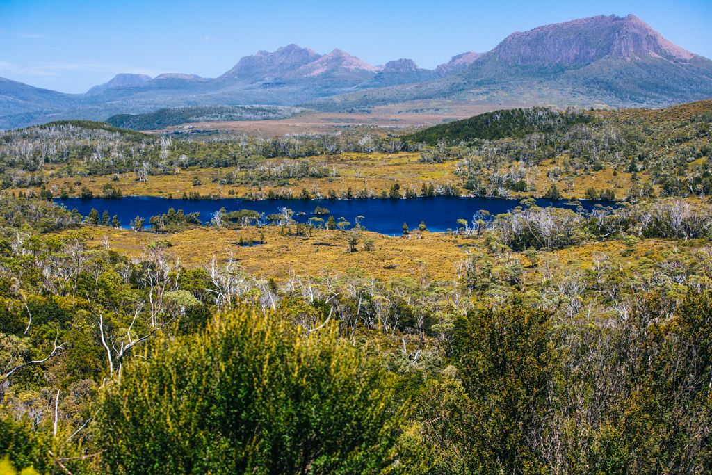 Prettiest places in Australia: Overland Track