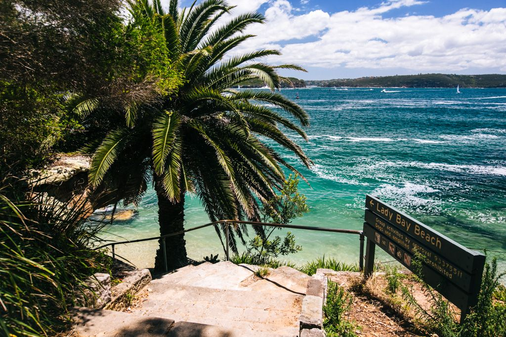 Sydney Harbour Walk at Watsons Bay