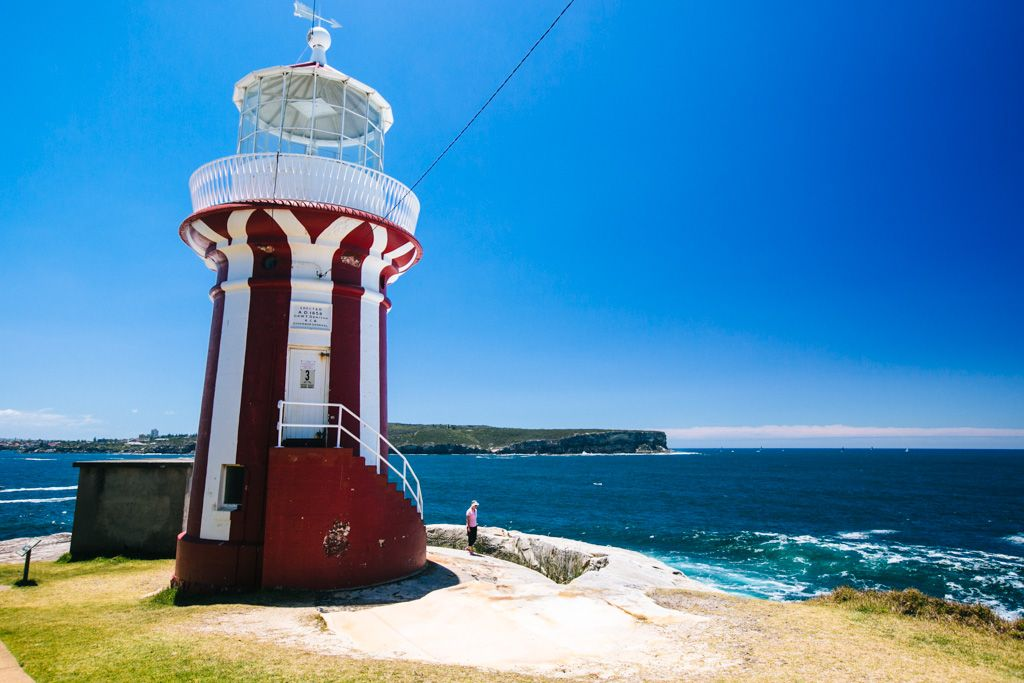 Sydney Harbour Walk in Watsons Bay