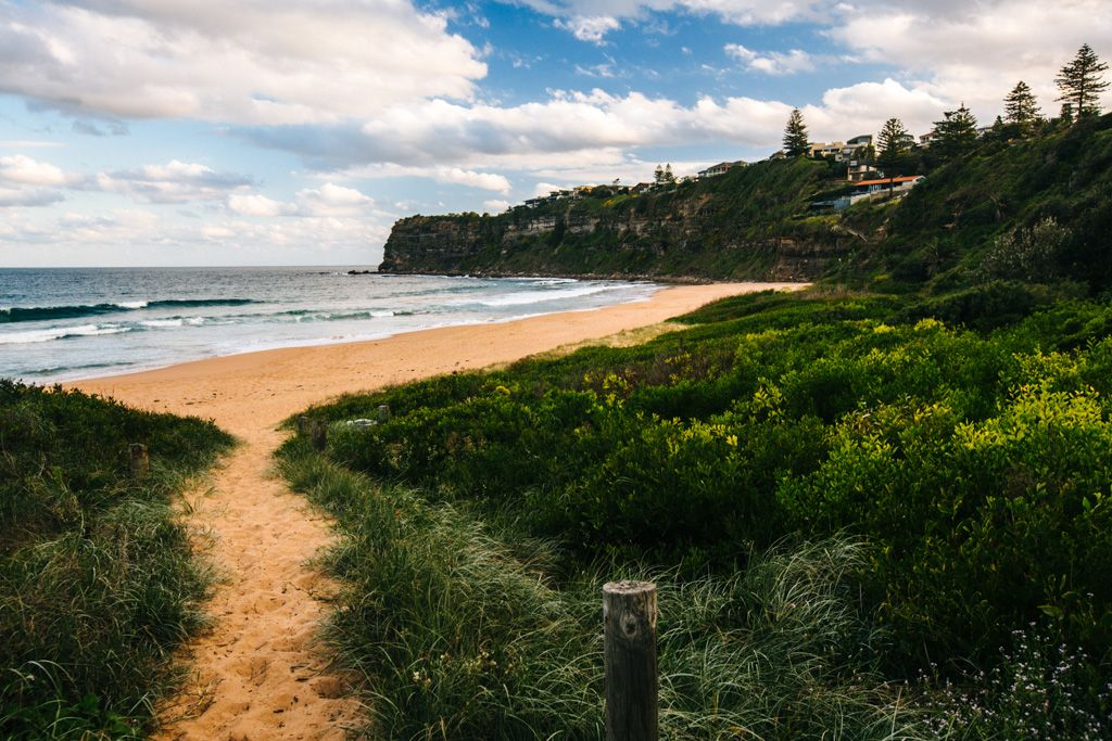 Sydney Northern Beaches - Bungan Beach