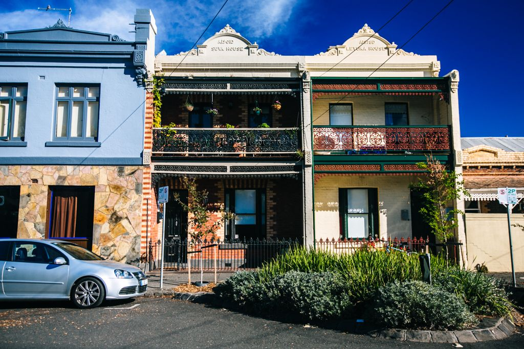 Houses in Melbourne Australia