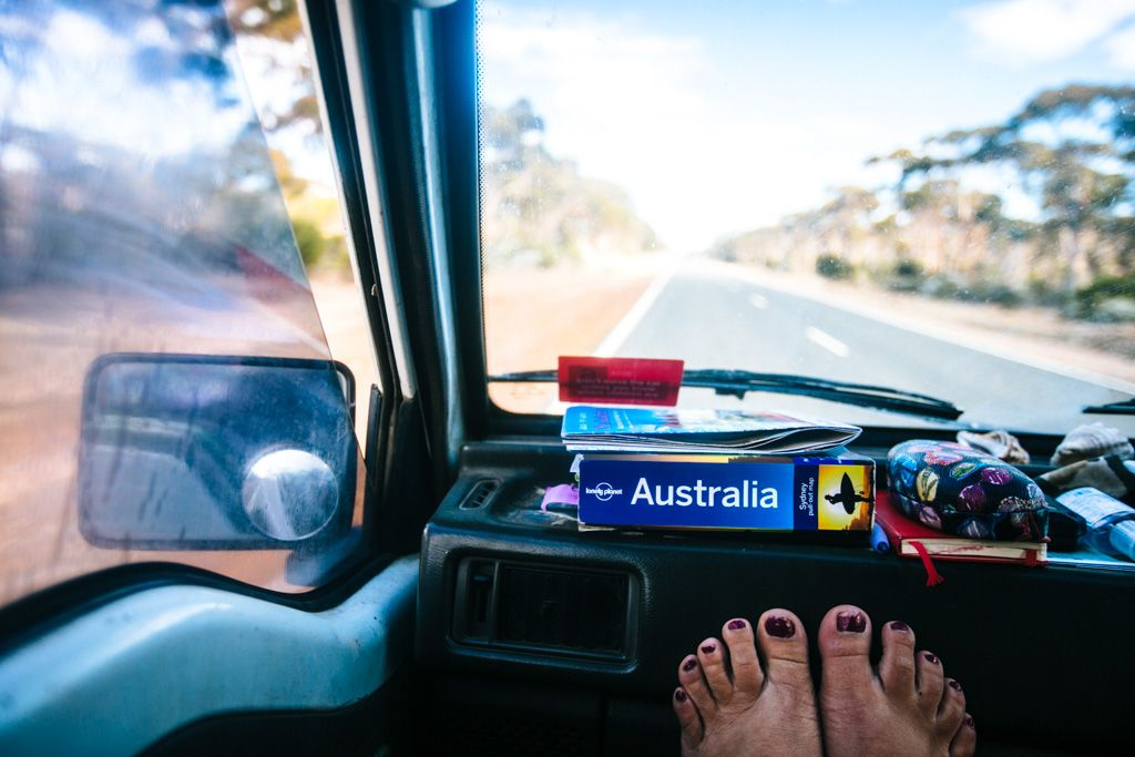 Australia roadtrip