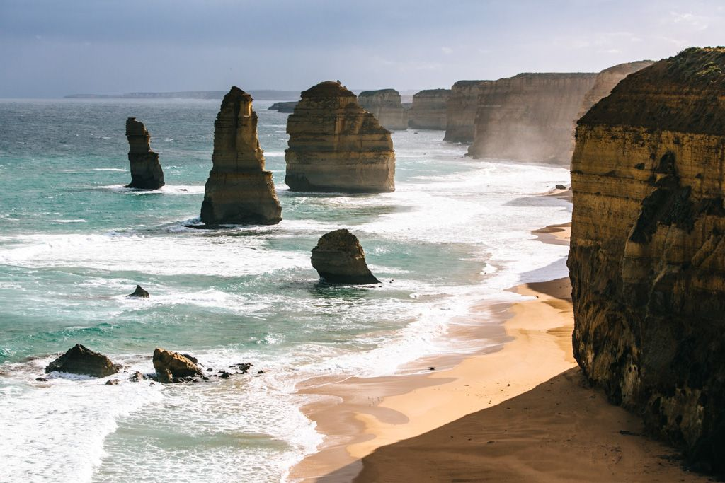 Most beautiful place in Australia: Great Ocean Road