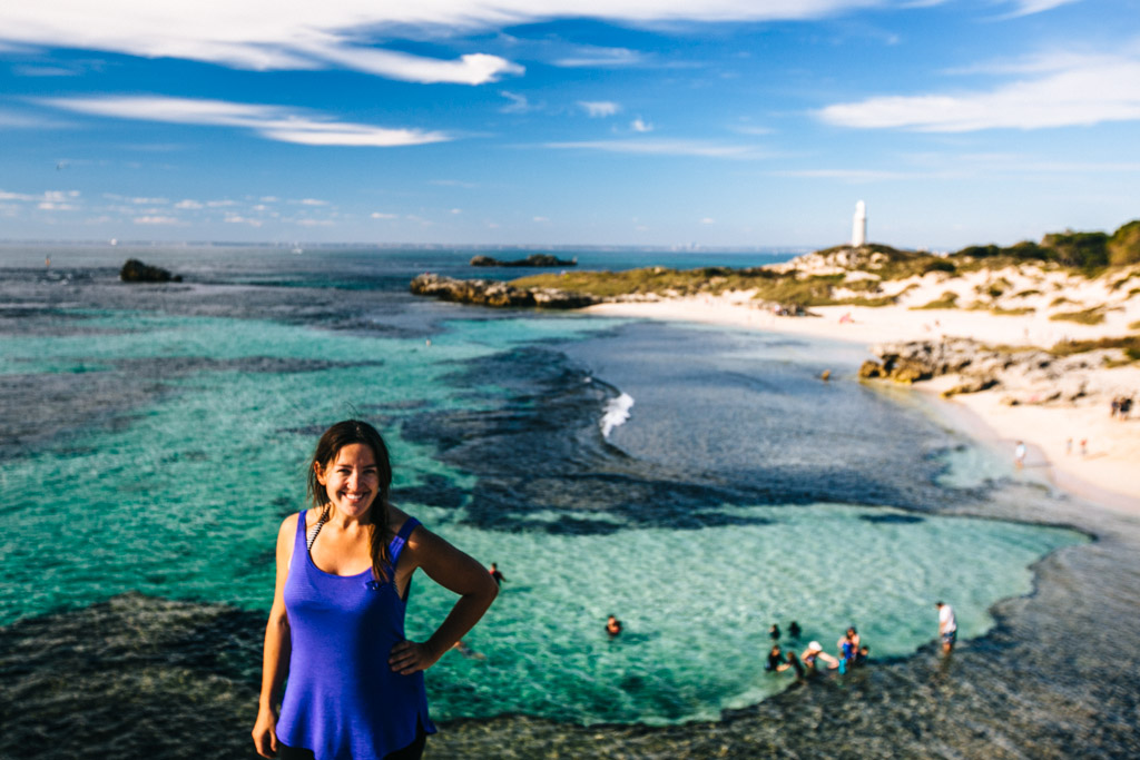 Rottnest Island - The Basin