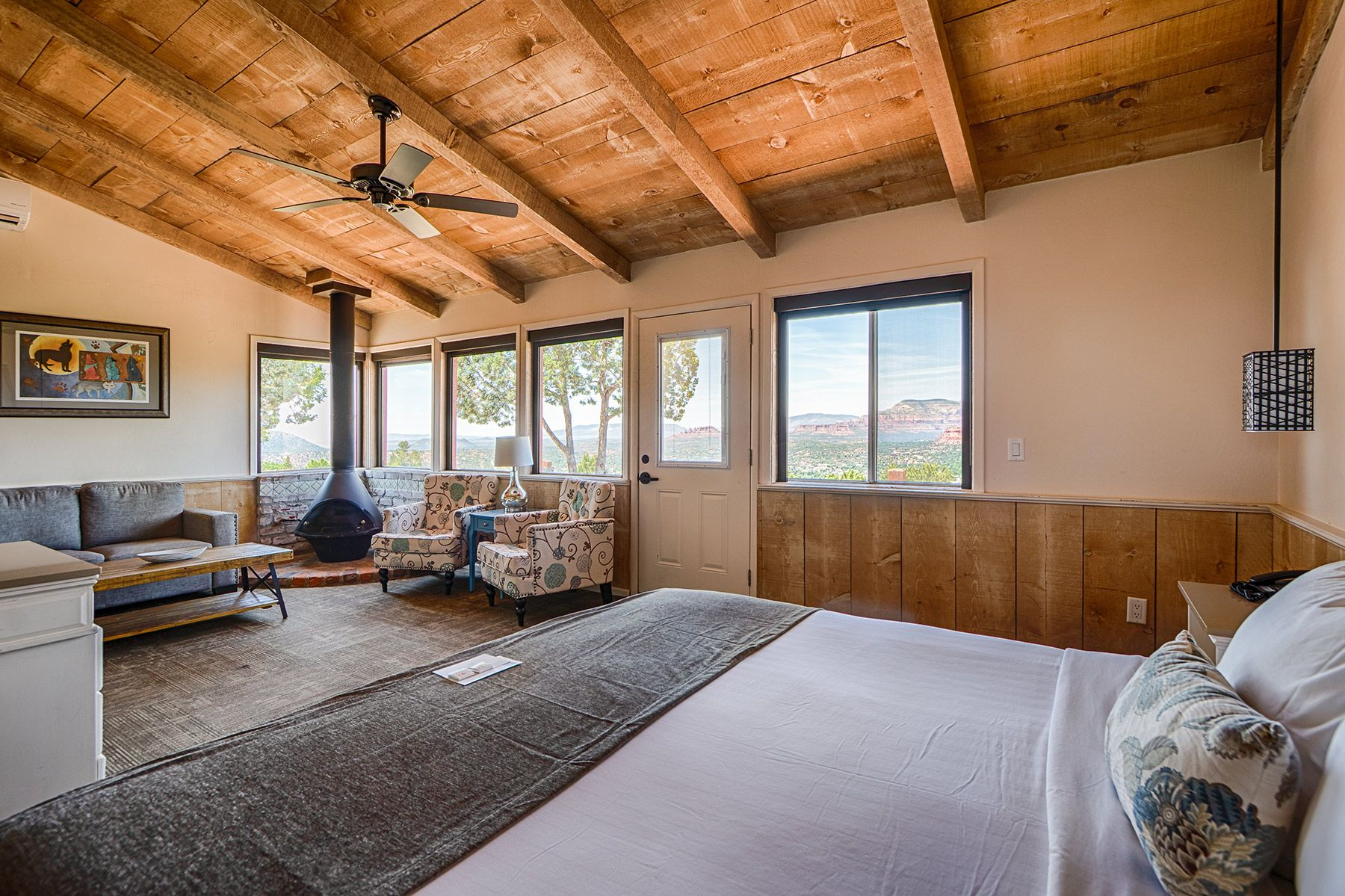 cool places to stay in sedona az