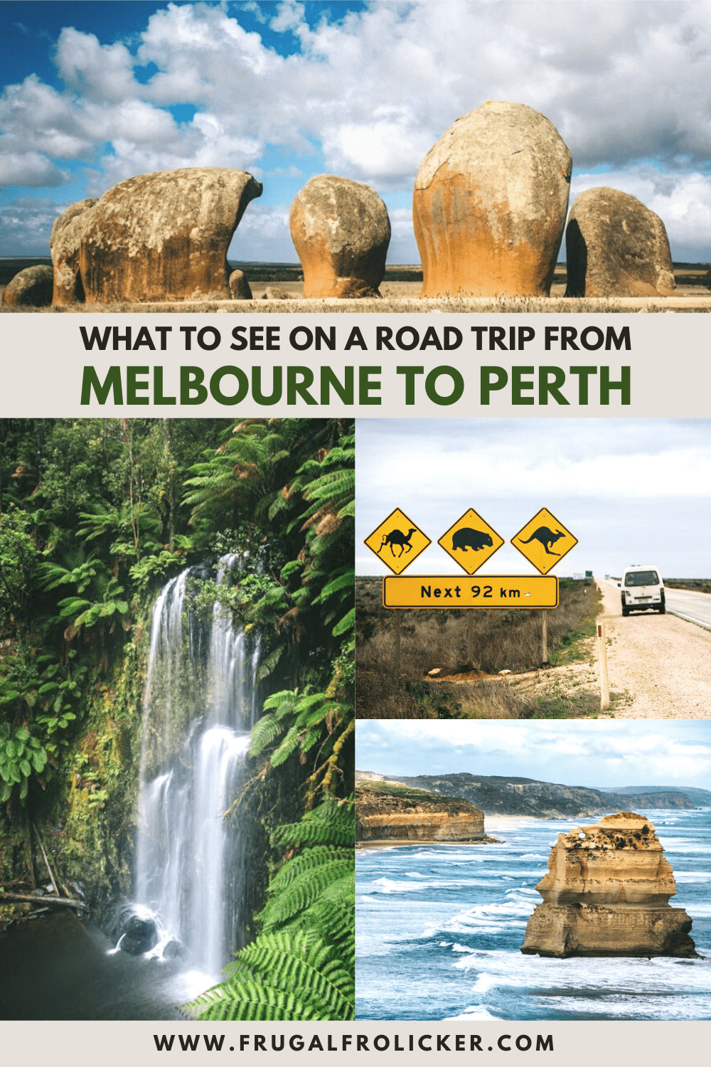 Driving from Melbourne to Perth: A Melbourne to Perth road trip