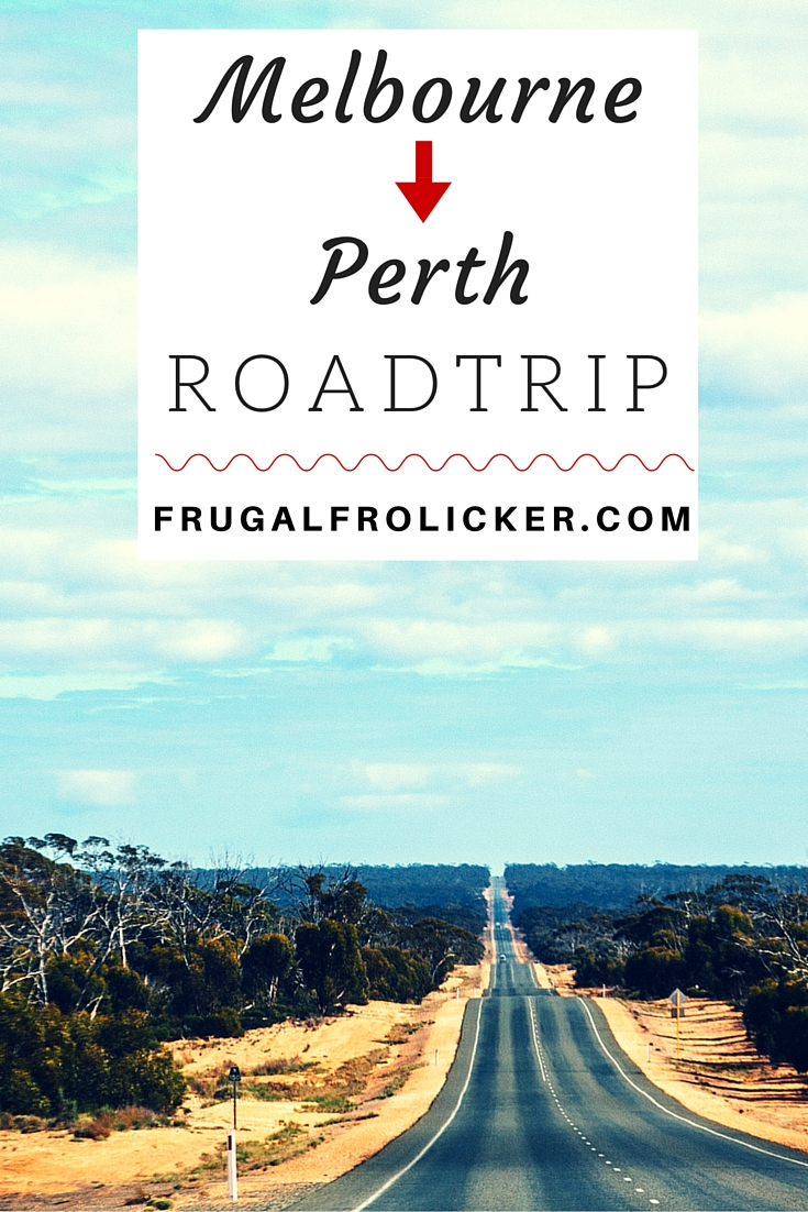 Melbourne to Perth road trip