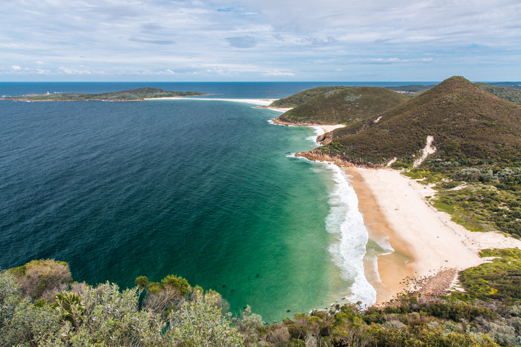 weekend road trips from sydney