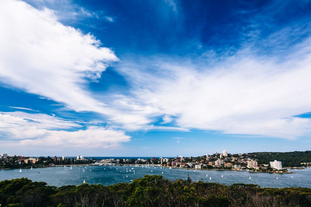Manly to Spit Sydney Harbour walk