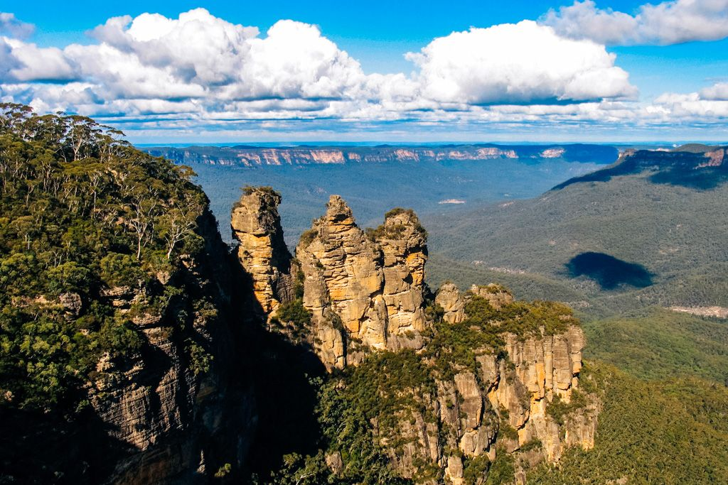 Weekend trip from Sydney to the Blue Mountains